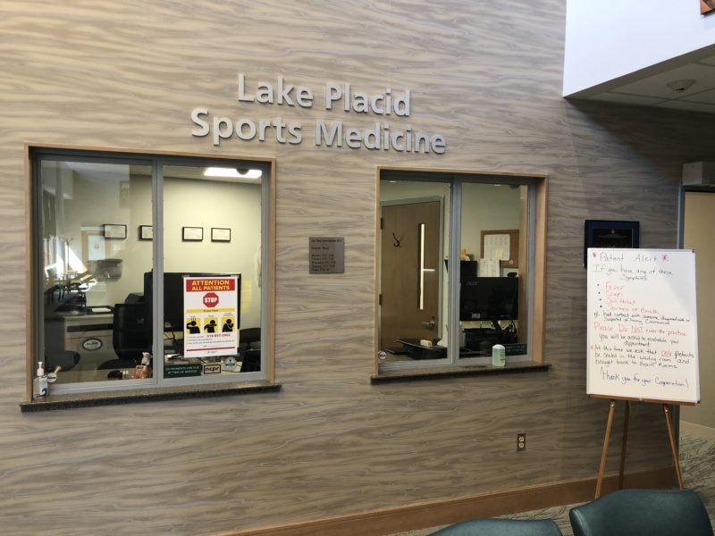 Lake Placid Sports Medicine, PLLC remains open to help community during COVID-19 Pandemic