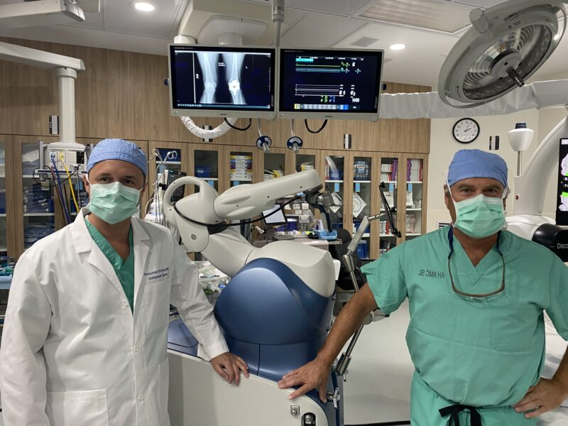 LPSM Introduces MAKO Robotic Surgery